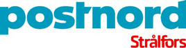 Logotype for PostNord Strålfors AS